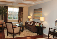 Celebrations at South Plainfield | Living Room